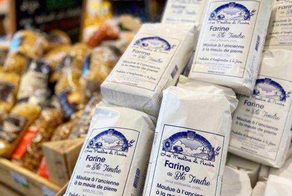 farine artisanale